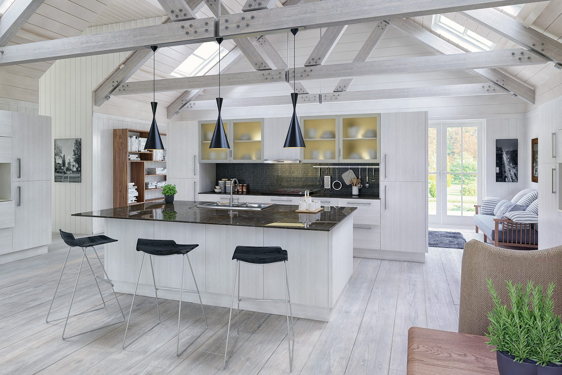Replacement Kitchen Doors Refurbishments | The Update Kitchen Company